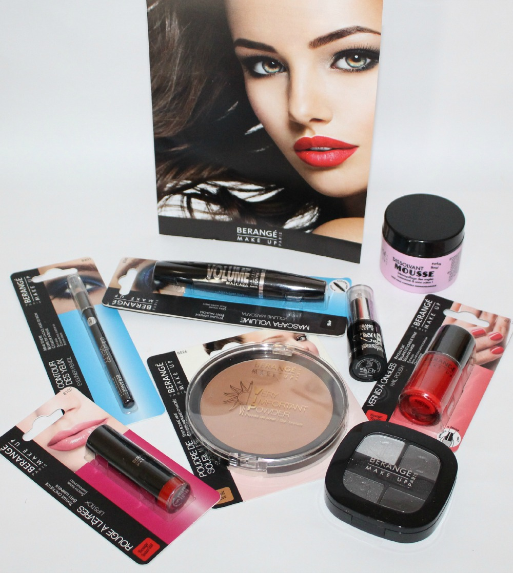 berange make up concours