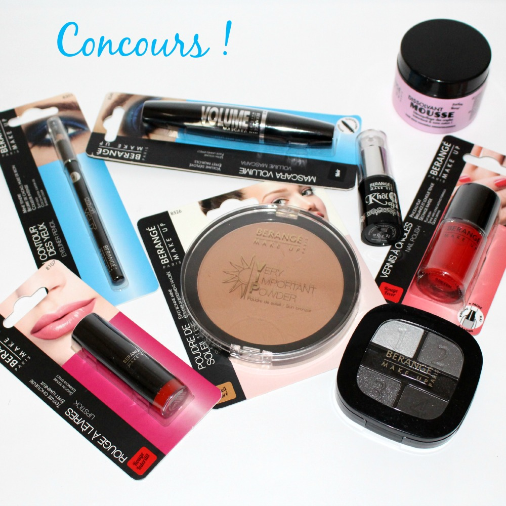 concours make up