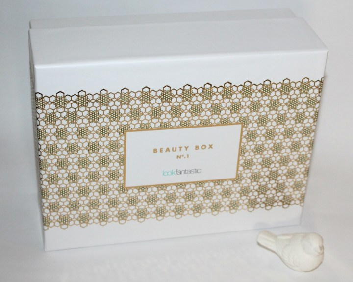 Look Fantastic Beauty Box d'Octobre : ça sent Noël !