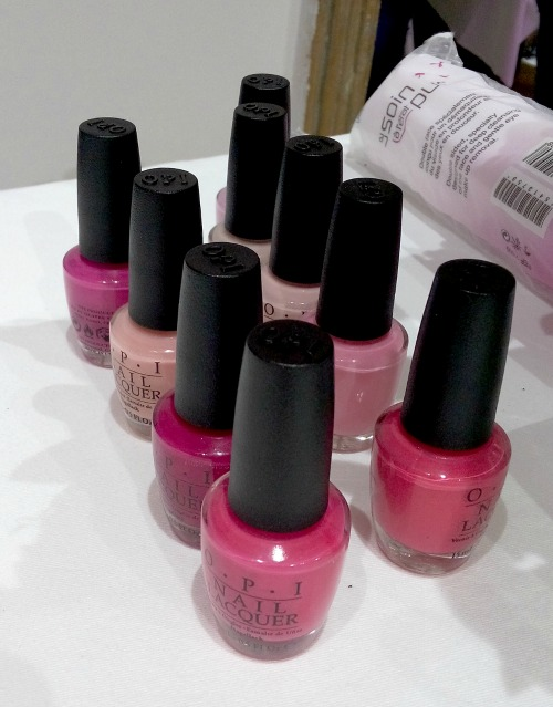 opi pink party