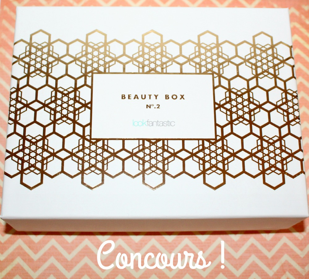 concours beauty box