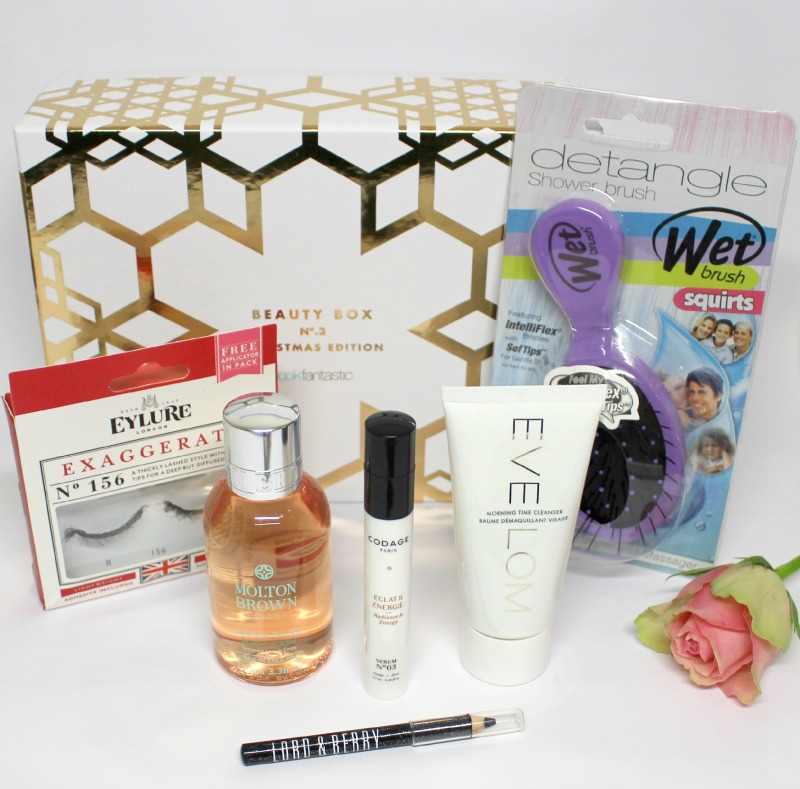 beauty box look fantastic