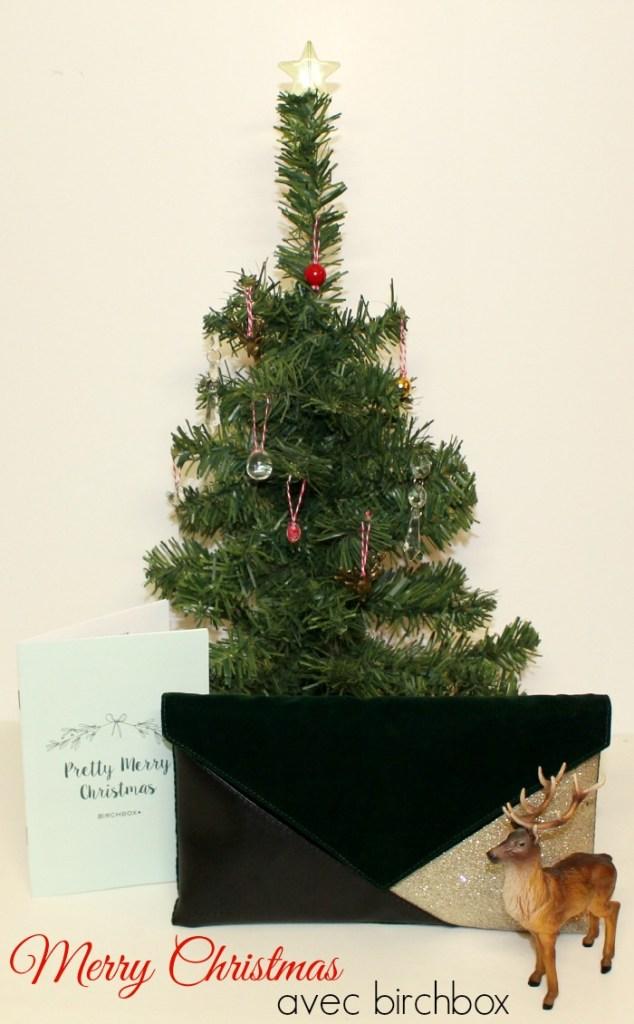 birchbox merry christmas