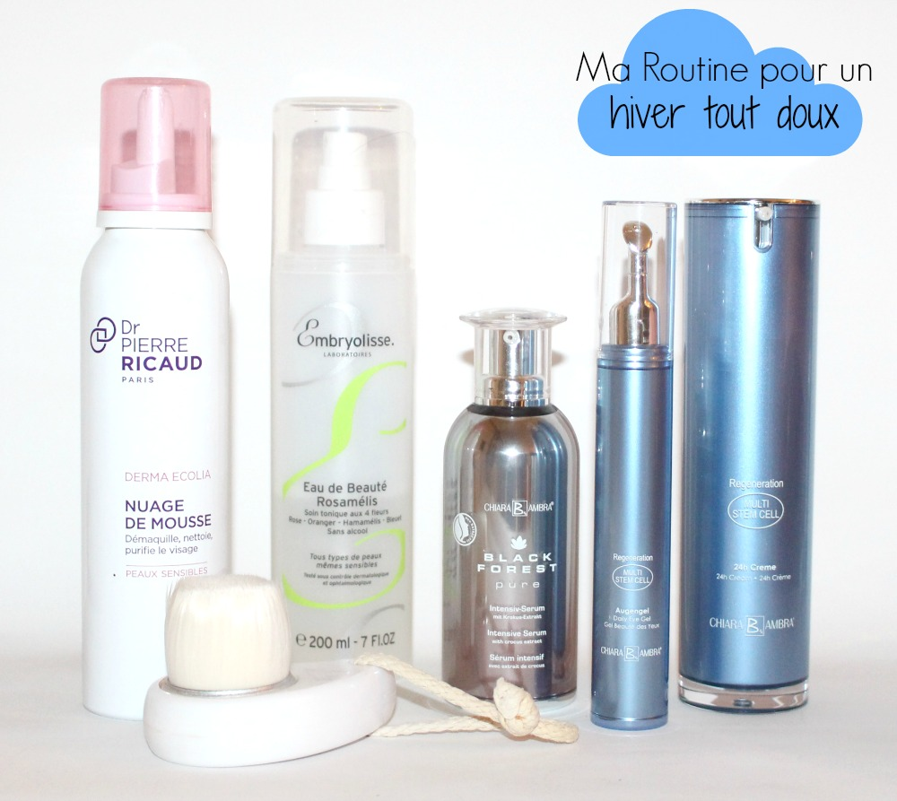 routine soins hiver