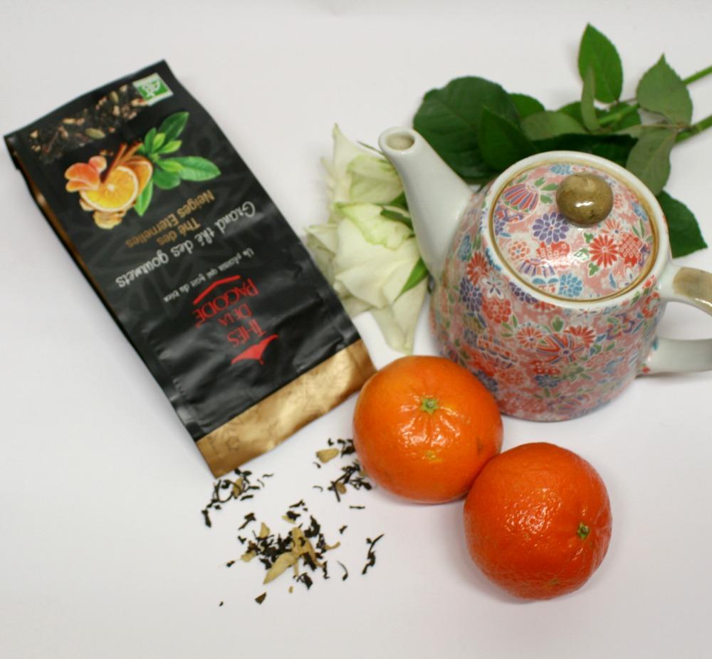 the bio cannelle mandarine