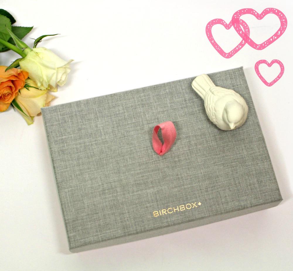 birchbox a nos amours fevrier
