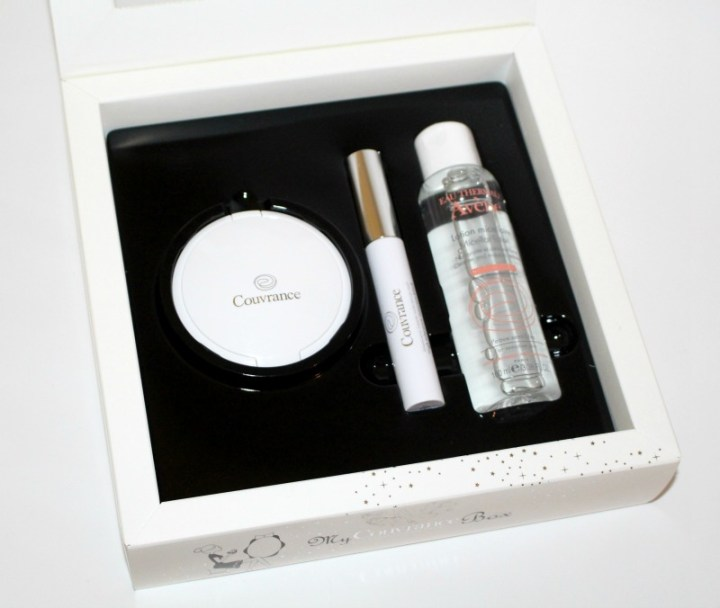 My Couvrance Box d'Avène (Birthday Concours inside)