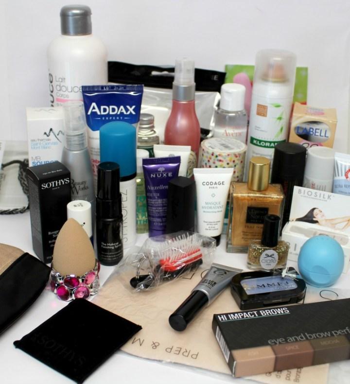 Concours ! Happy Beauty Birthday Box