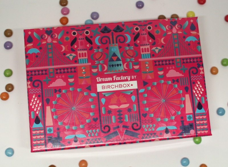 birchbox dream factory mai