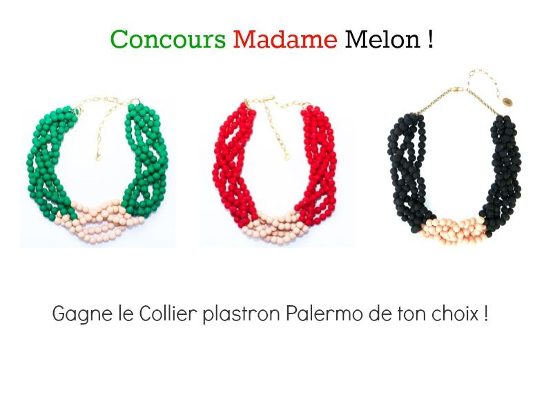 concours madame melon