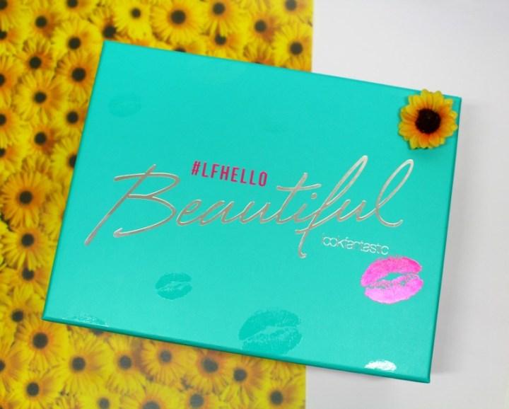 Look Fantastic Beauty Box : Hello Beautiful !