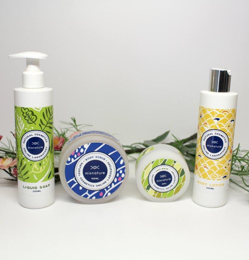 mix nature cosmetiques