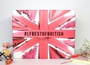 British best of avec la Look Fantastic Box !