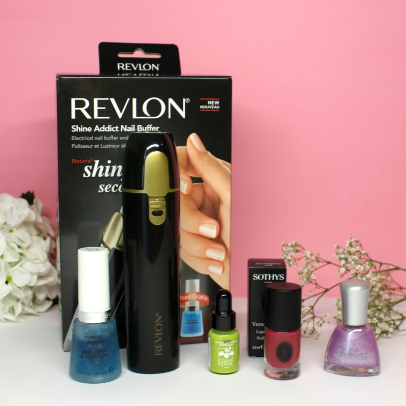 revlon shine buffer