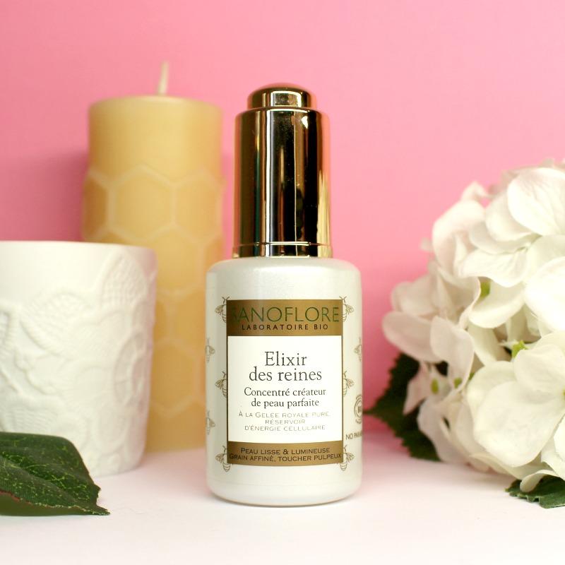 elixir des reines sanoflore
