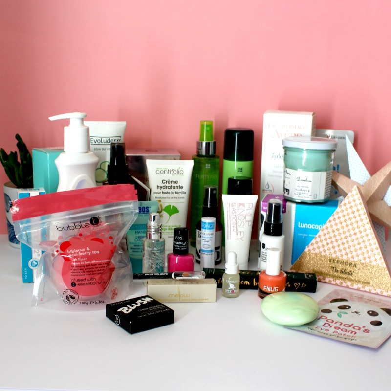 Concours Happy beauty Chrstmas Box
