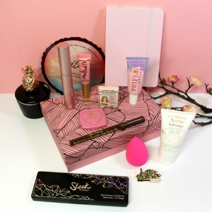 Concours du bonheur Happy Pink Box
