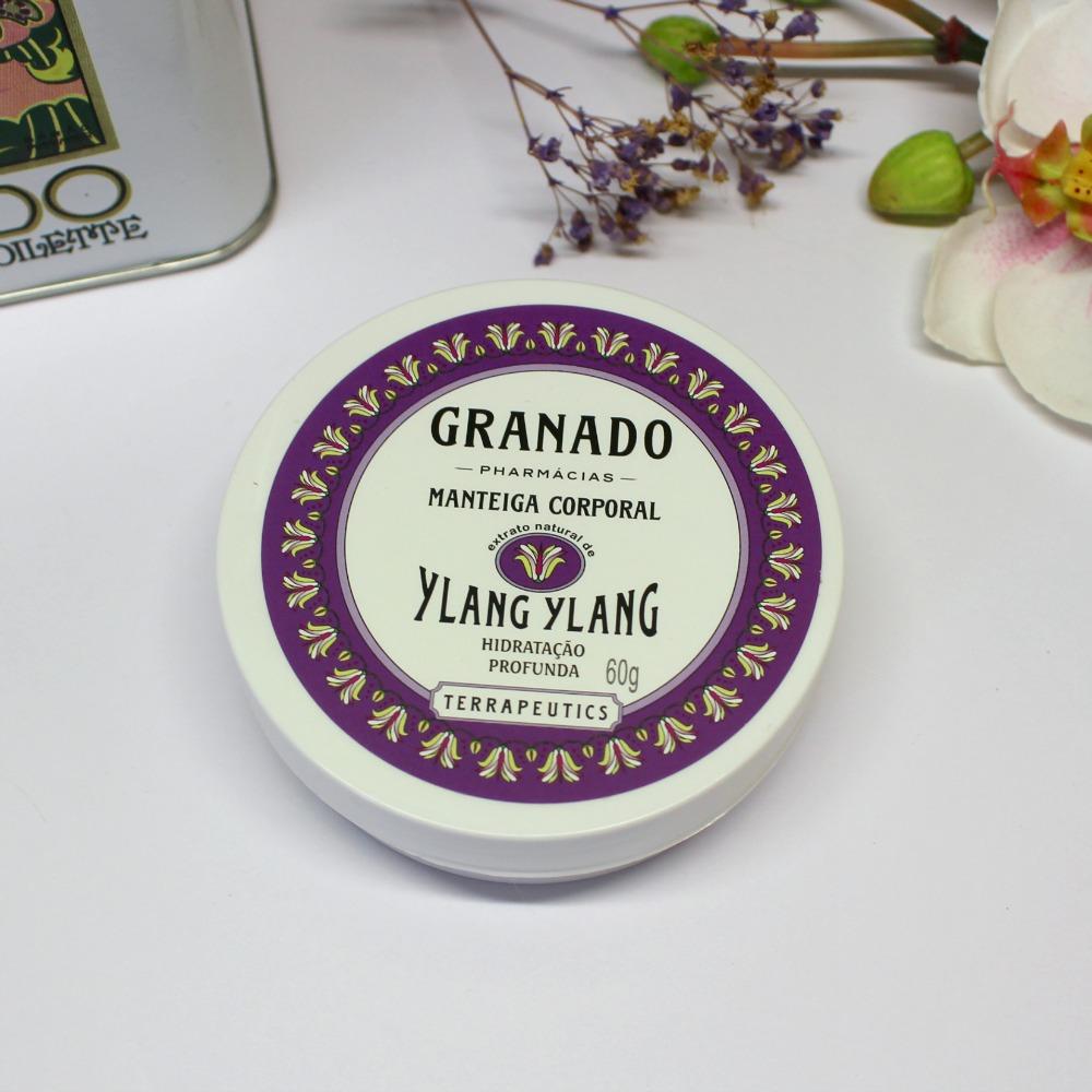 La Gamme de soins Ylang Ylang de Granado !