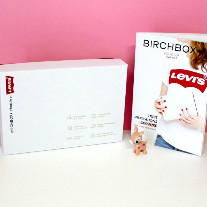 La Birchbox x Levi's, Top ou Flop ?