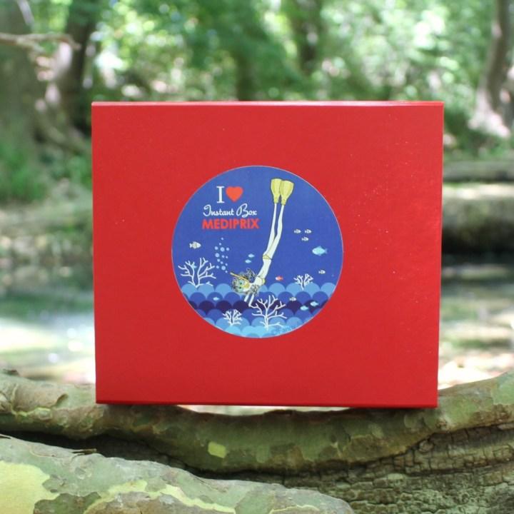 L'Instant Box, la box pour un été tranquille !