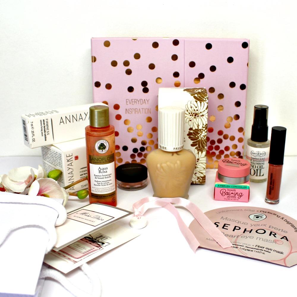 Concours : Happy Pink Box pour une Rentrée toute douce !