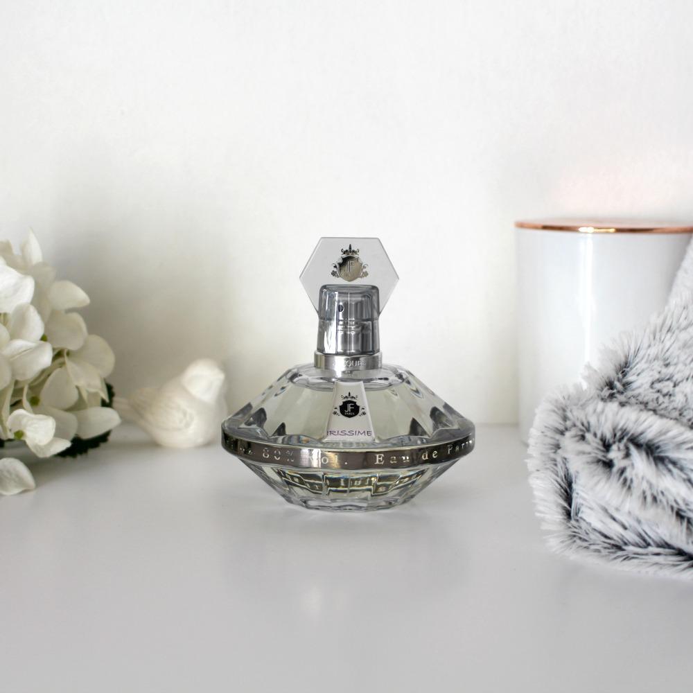 Découverte de l'Eau de Parfum Irissime de Jack Fath