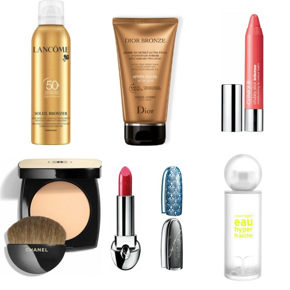 Wishlist Beauté : 12 produits pour un été de Luxe à petit prix !