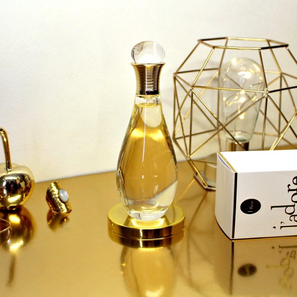 Brume Précieuse pour le Corps J'adore de Dior : un Bonheur !