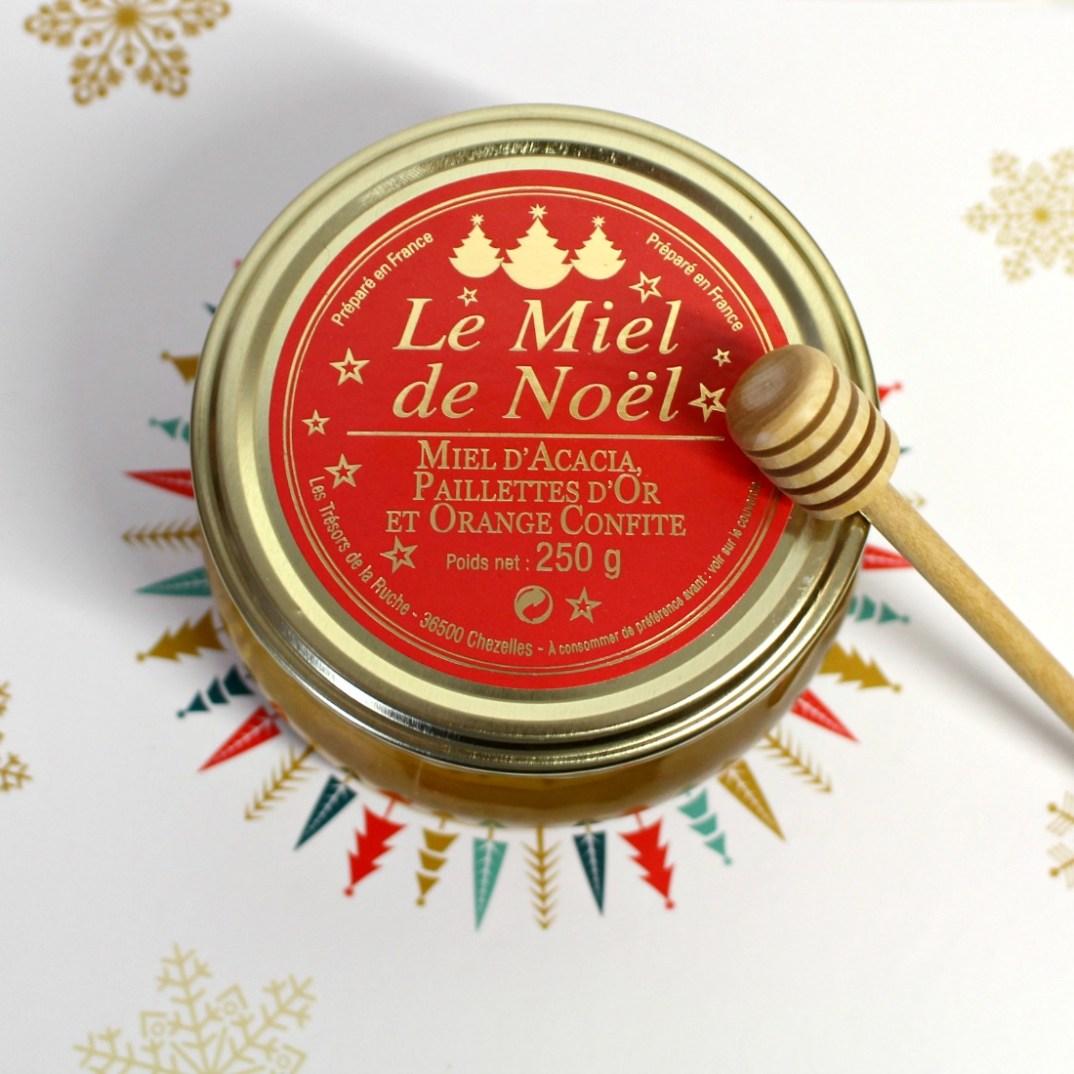 Joli Coffret Cadeau pour les amoureuses du Miel