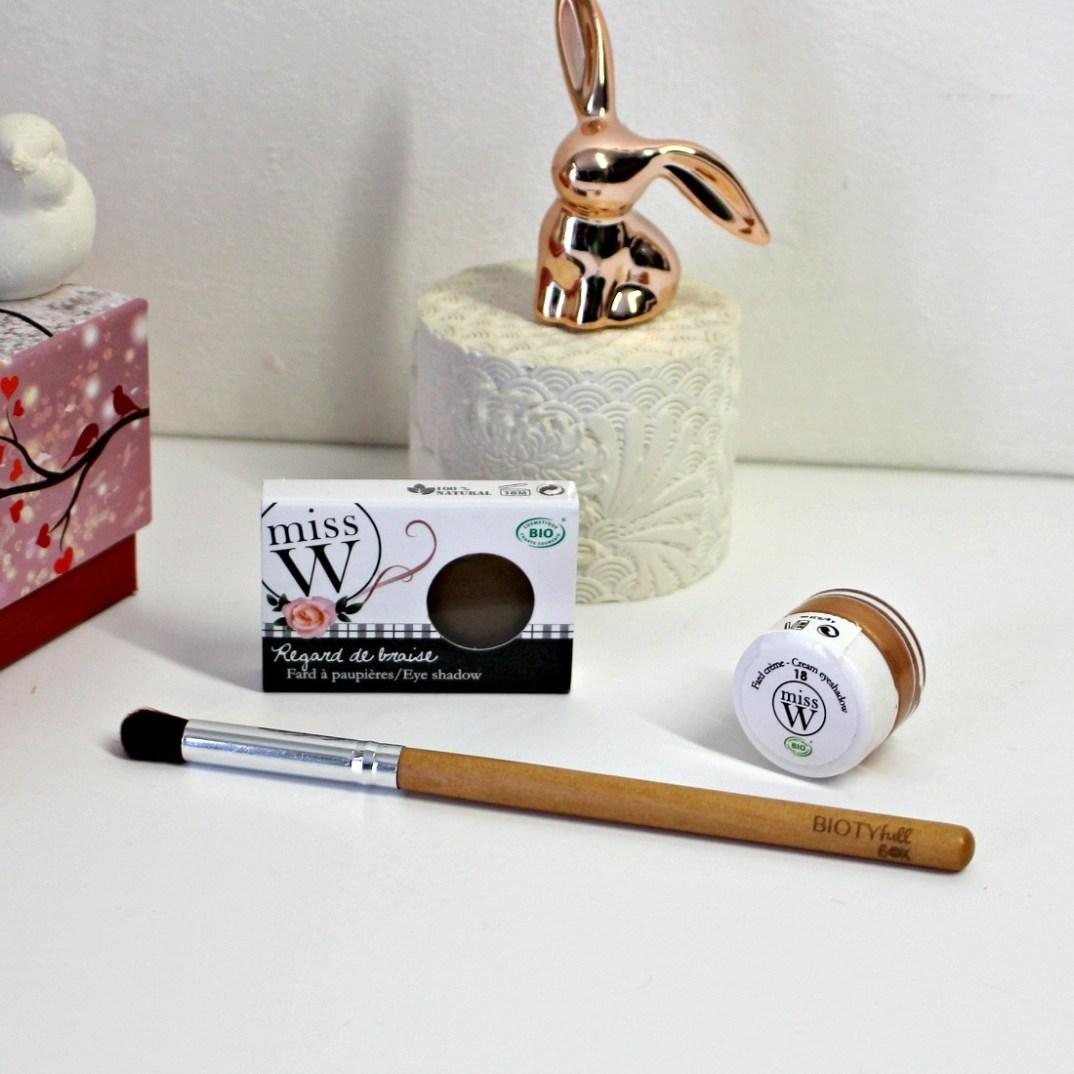box maquillage bio