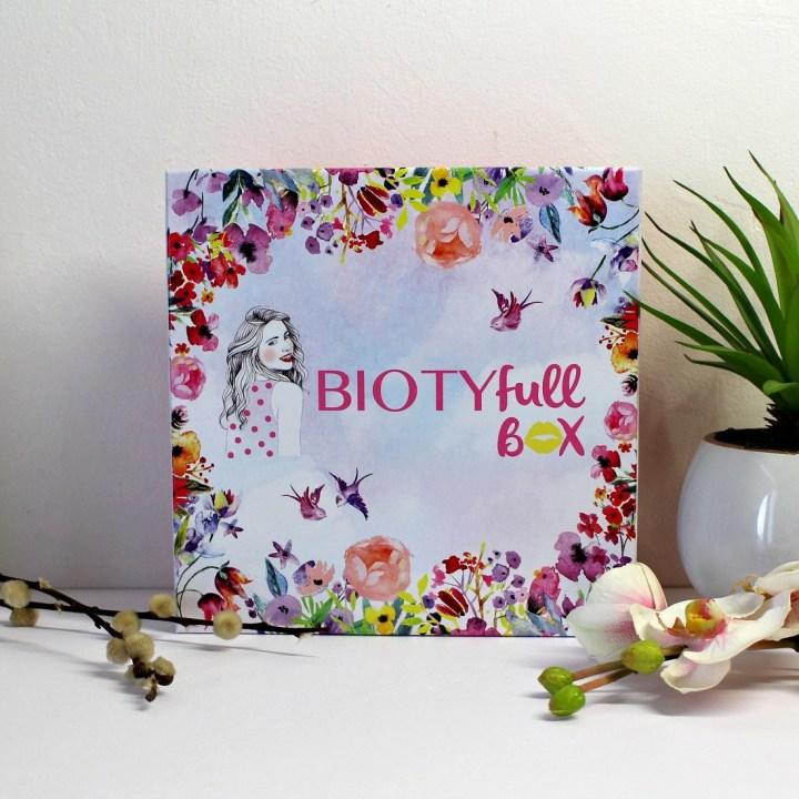 Biotyfull Box de Mars : l'Indispensable