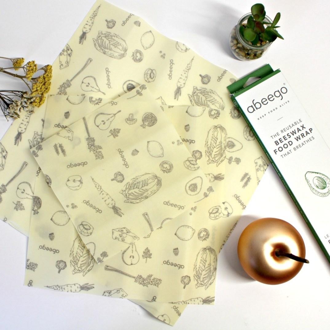 Sélection objets zéro déchet emballage alimentaire réutilisable