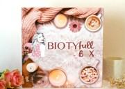 La Biotyfull box Cosmebio de Novembre