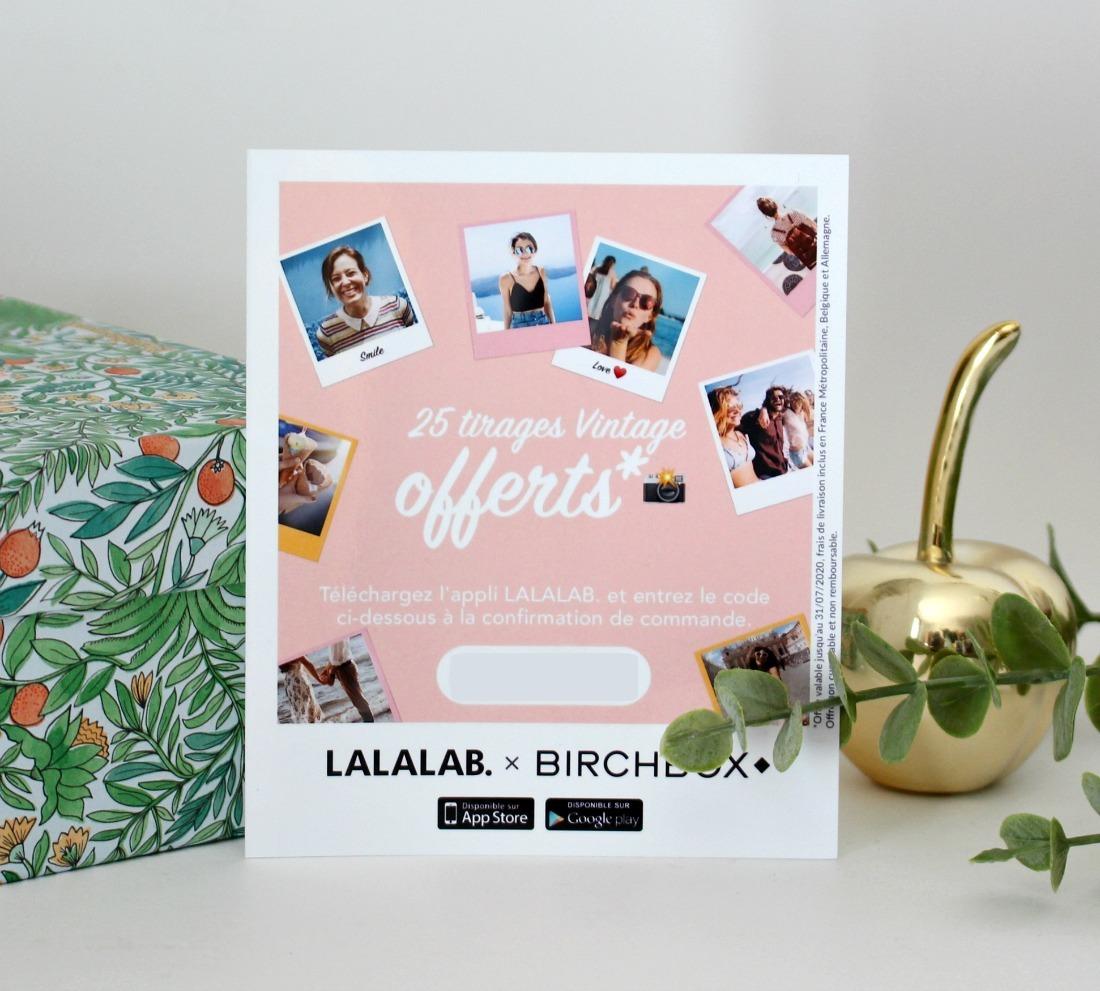 lalalab birchbox