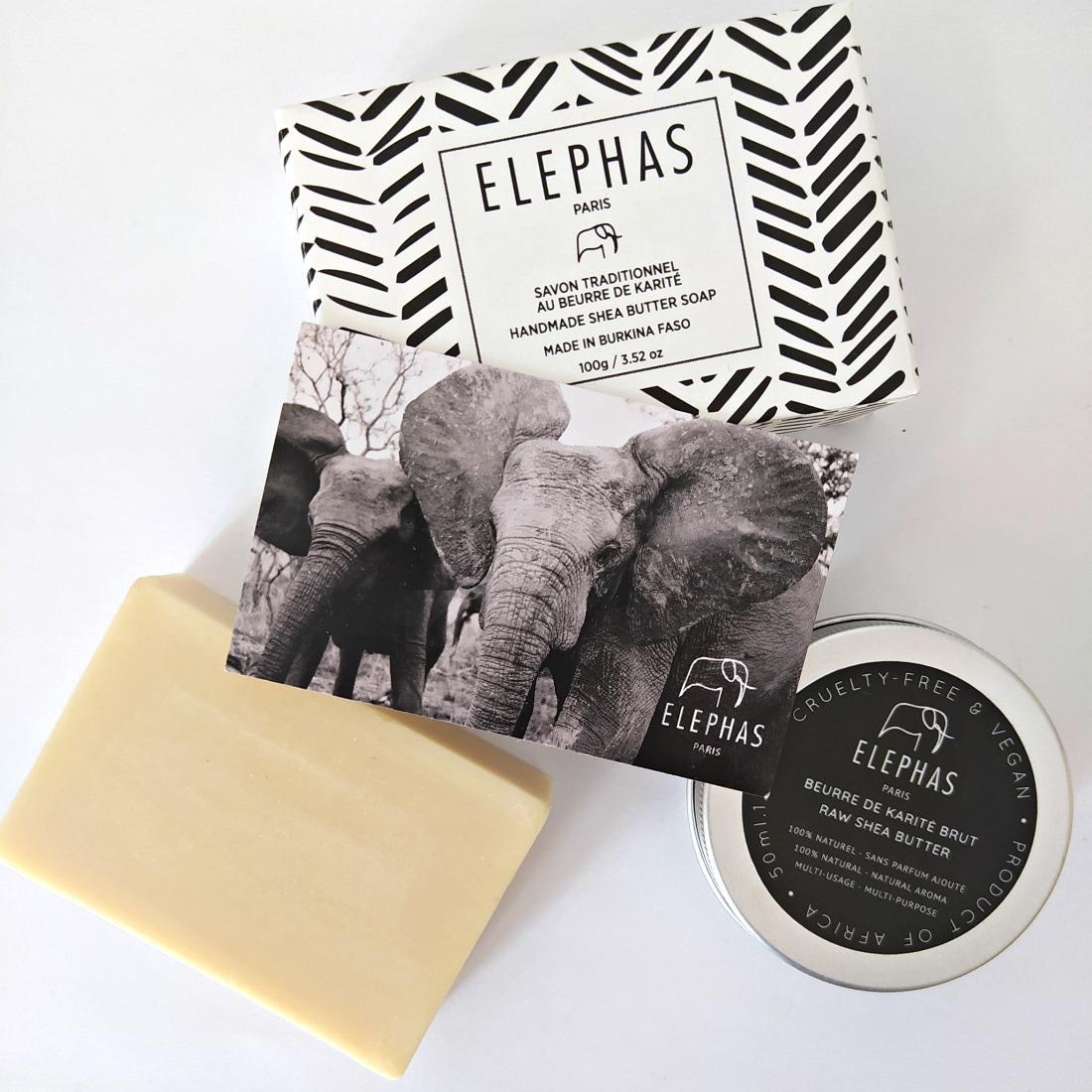 soins au karité elephas