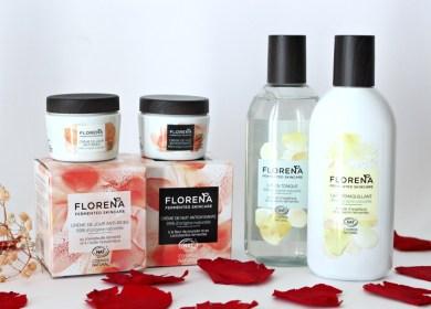Routine anti-âge naturelle avec Florena Fermented Skincare