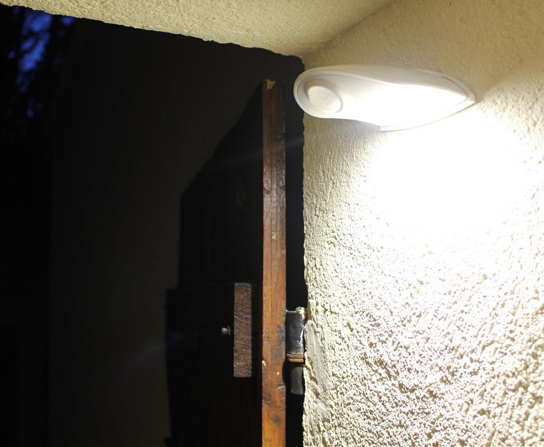 éclairage led détecteur de mouvements