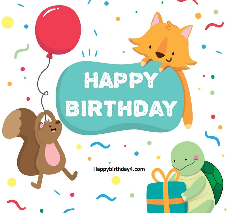 Birthday Wishes and Messages for Children