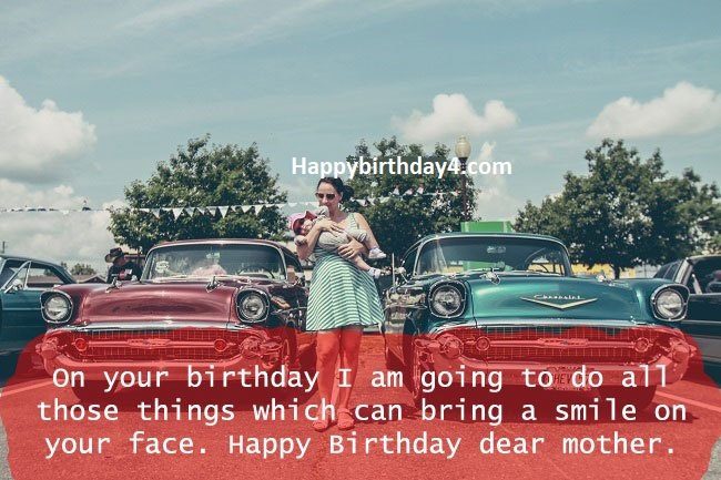 Happy Birthday Wishes For Mom Messages And Images