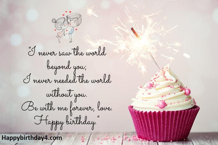 Happy Birthday Wishes to Husband