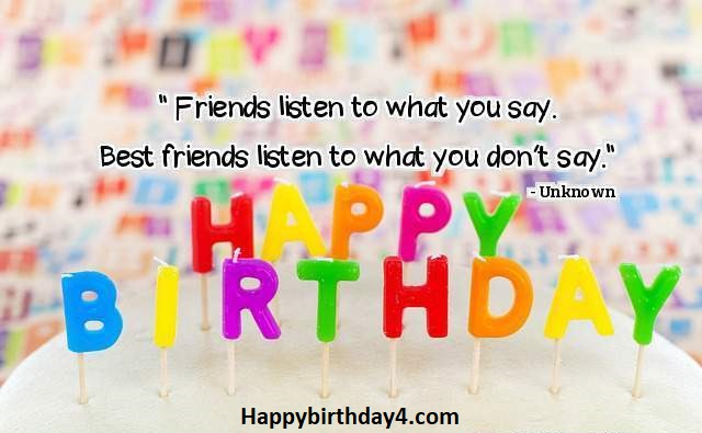 Happy Birthday Best Friend.200 Birthday Wishes For Best Friend Happy Birthday Best