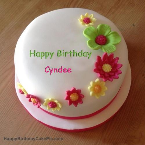 Happy Birthday Cake Images Name
