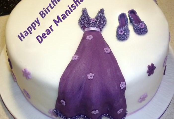 Happy Birthday Cake Images Manisha Mitsubishi Car