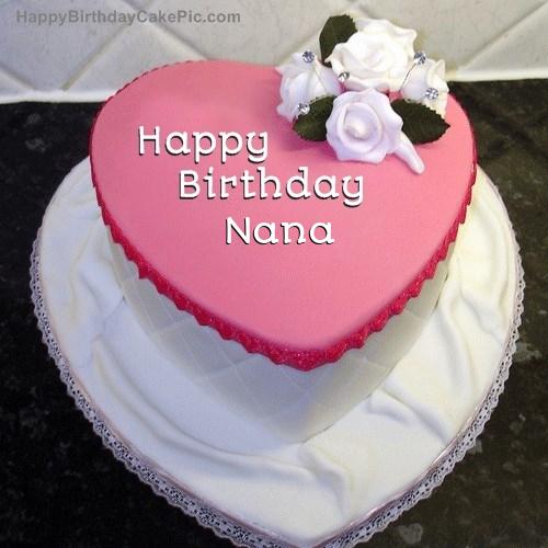 Birthday Cake For Nana