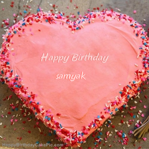 Best Birthday Cake For Samyak