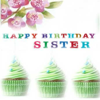 Birthday wishes for sisters