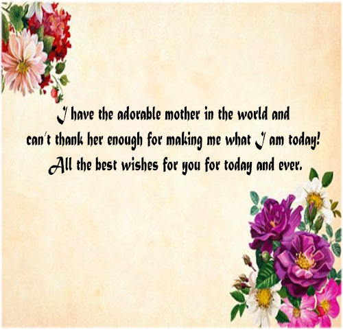 Happy birthday mom wishes with wallpaper images