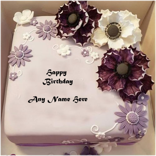 Happy Birthday cake with name photo pics images pictures for brother in hd download