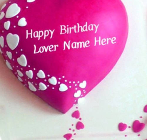 Birthday Cake with name Images Wallpaper Photo Pictures Pics for Lover