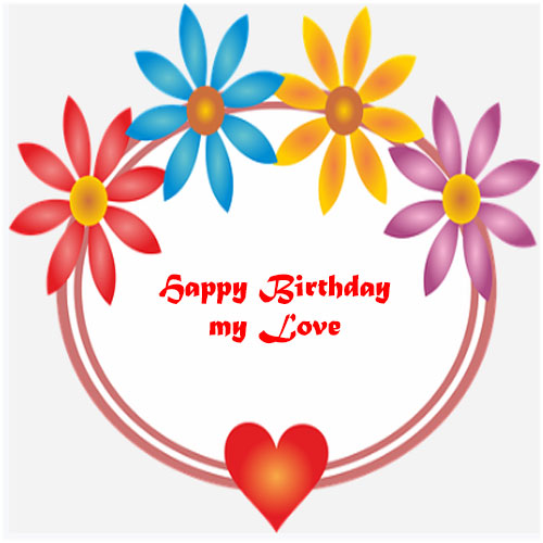 Happy Birthday pictures for lover hd free download